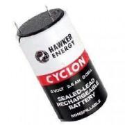Cyclon acumulator R20 D 2V 2,5Ah Dcell Hawker Energy