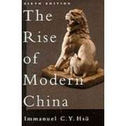 The Rise of Modern China by Immanuel C.Y. Hsu
