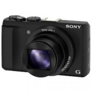 Digital Camera Cybershot DSC-HX60B Black + оригинален калъф Sony LCJ-HN