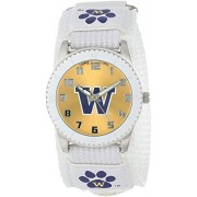 "Game Time Unisex COL-ROW-WAS ""Rookie White"" Watch - Washington"