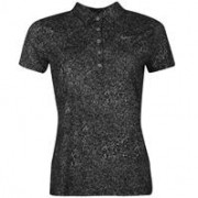 Tricouri polo pentru golf Nike Precision Print pentru Femei