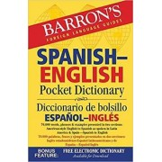 Spanish - English Pocket Dictionary by Margaret Cop