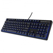 SteelSeries Apex M500 Mechanical Gaming Keyboard Cherry MX Red Blue LED Backlit