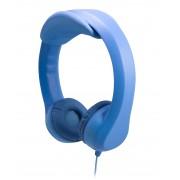 Grixx kinderkoptelefoon blauw - de ideale koptelefoon voor Het Jonge Kind (HJK)