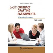 Basic Contract Drafting Assignments by Sue Payne