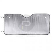 Napfényvédő szélvédőhöz 130x70 cm 55804L