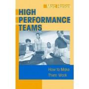 High-performance Teams by Marc Hanlan