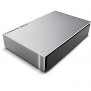 Hard disk extern Lacie Porsche Design 4TB 3.5 inch USB 3.0 Aluminium pentru MAC
