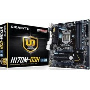 Placa de baza Gigabyte H170M-D3H DDR4 Socket 1151