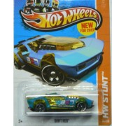 Hot Wheels 2013 Hw Stunt Drift Rod 85/250 by Mattel