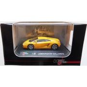 Macheta Lamborghini Gallardo,galben , H0, 1:87, High Speed