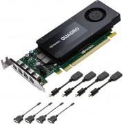 PNY VCQK1200DVI-PB LP Quadro K1200 4GB GDDR5