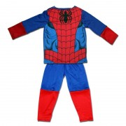 Spider Boy Childs Non-Padded Costume - Ages 2 - 3