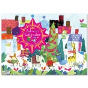 eeBoo Christmas Eve Parade Advent Calendar