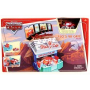 Cars Pocket Playset