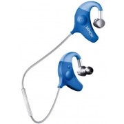 Casti alergare Denon, Bluetooth (Albastru)