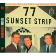 Warren Barker - 77 Sunset Strip (0081227657727) (1 CD)