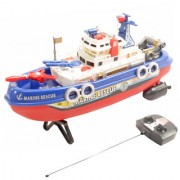 26.5cm Radio Control Rc Racing Kids Toys Toy Patrol Boat Gift Remote Car - R67