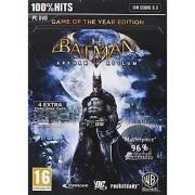 Batman: Arkham Asylum - Game of the Year Edition (Europe Import)