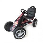 HAUCK T90502 Hurricane, Go-Kart, red