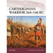 Carthaginian Warrior 264-146 BC by Nic Fields