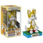 Miles Tails Prower ~6 Bobble Head Figure: Sonic the Hedgehog Wacky Wobbler