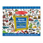 Melissa & Doug Blue Sticker Collection - 4246