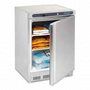 Congelador bajo mostrador acero inox 855 mm de alto Polar CD081