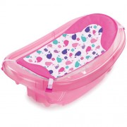 Summer Infant - Set Cadita si Suport de Baita Sparkle and Splash