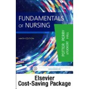 Fundamentals of Nursing - Text, Study Guide, and Mosby's Nursing Video Skills - Student Version DVD 4e Package