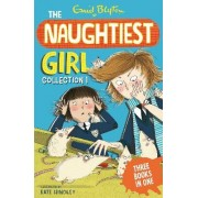 The Naughtiest Girl Collection: Books 1-3 by Enid Blyton