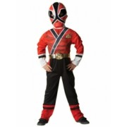Kostým Power Rangers Samurai Věk 7-8