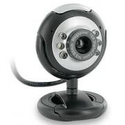 Camera Web 4World Z200, VGA (Negru)