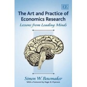 Art and Practice of Economics Research by Simon W. Bowmaker