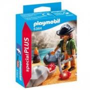 Комплект Плеймобил - Търсач на скъпоценни камъни, Playmobil, 2900063