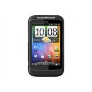 HTC Wildfire S Gris foncé Android