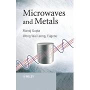Microwaves and Metals by Manoj Gupta