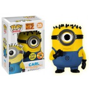 Funko POP Movies Despicable Me Carl Glow Vinyl Figure (SDCC Exclusive)
