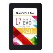 """SSD Team Group L7 EVO, 240GB, 2.5"""", Sata III 600"""