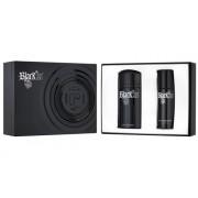 Paco Rabanne Black Xs 100Ml Edt 100 + 150Ml Deospray Per Uomo (Eau De Toilette)