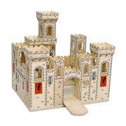 Melissa & Doug - Castel medieval pliabil