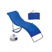Ležaljka za baštu Plava