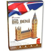 Cubicfun 3D Puzzle Big Ben And The Houses Of Parliament - London