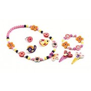 DJECO Accessory Set Wood Flower DJ06570 (japan import)