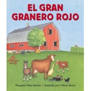 Big Red Barn Board Book (Spain by Margaret Wise Brown