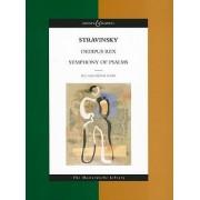 Oedipus Rex/Symphony of Psalms by Igor Stravinsky