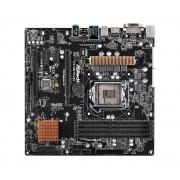 Carte mre Micro ATX ASRock H170M PRO4S Socket 1151 - SATA 6Gb/s + M.2 - USB 3.0 - 2x PCI-Express 3.0 16x