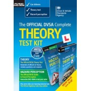 The Official DVSA Complete Theory Test Kit 2016 by Driver and Vehicle Standards Agency (DVSA)