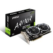 MSI Carte Graphique MSI GeForce GTX 1060 ARMOR 6G OCV1