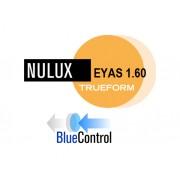 Nulux Eyas 1.60 Hi-Vison LongLife z BlueControl